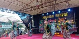 Tarian Batik Sarat Filosofis Masyarakat Kabupaten Batang
