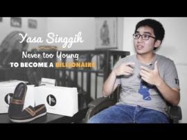 Kisah Sukses Seorang Pengusaha Muda, Yasa Singgih