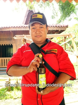 Peluang Usaha Reseller / Dropship Sirup Daun Kersen (Sirup Daker)