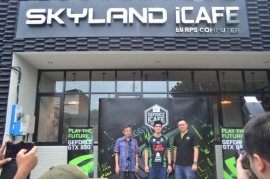 Skyland iCafe Semarang
