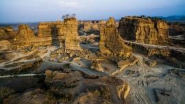 Wisata ke Brown Canyon