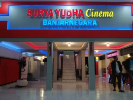 Bioskop Surya Yudha Cinema, Banjarnegara